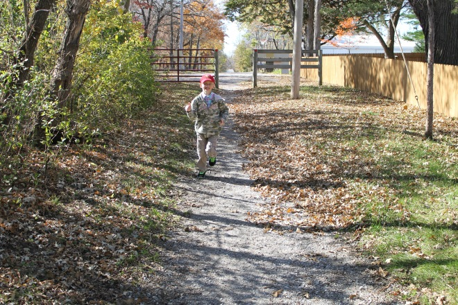 You may wanna yit the trails running! There's so much to see and do!
